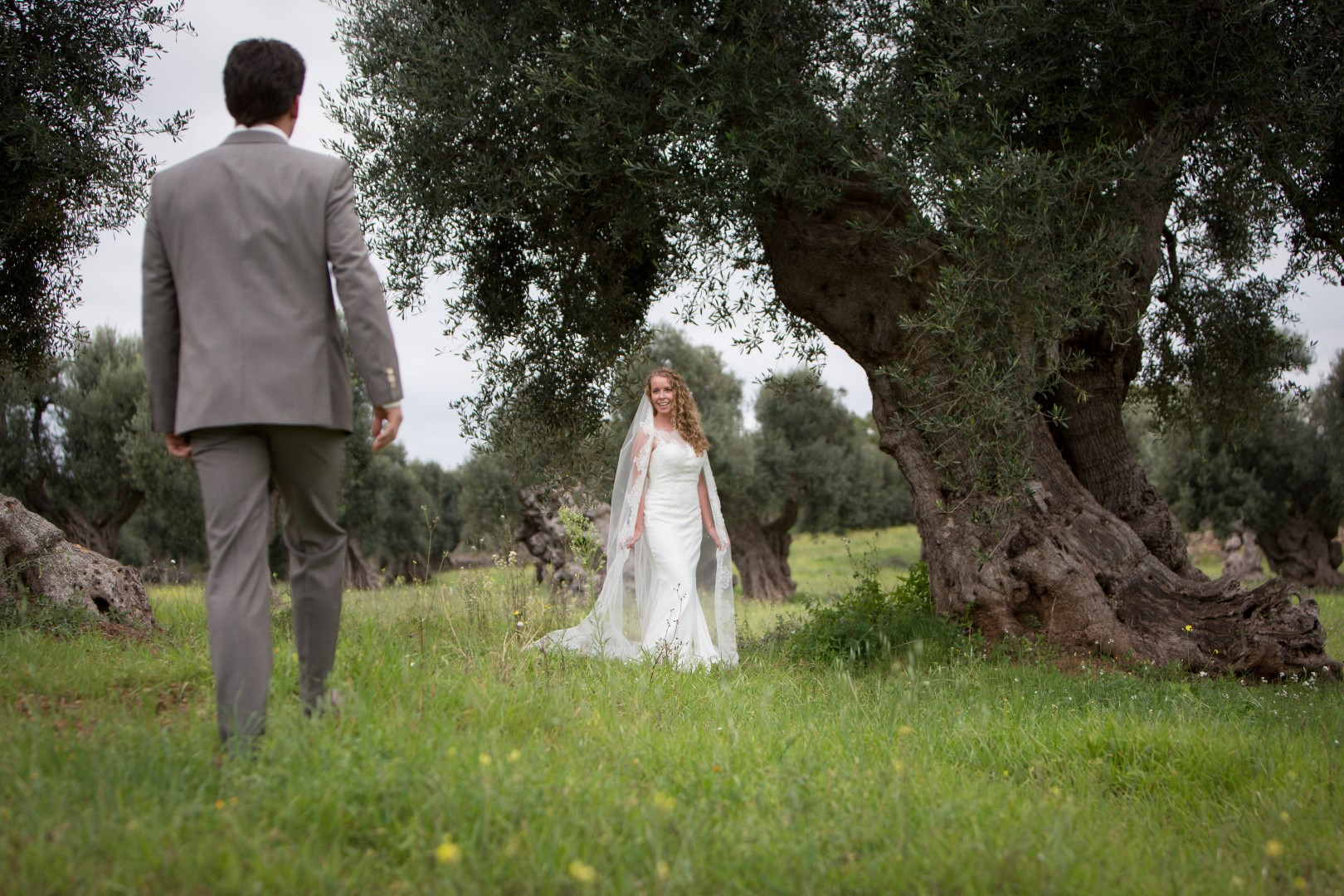 Fasano Italie Jacky & Rory Destiantion wedding
