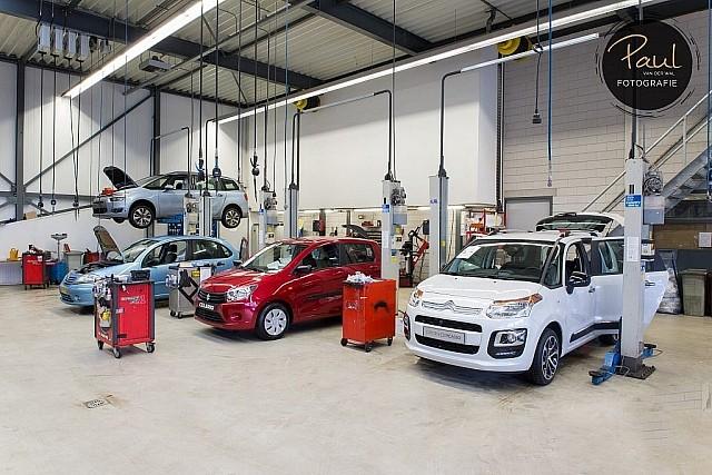 Bedrijfsreportage autobedrijf Van Oord